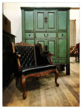 두껍게 그리고 Brief Cabinet Antique Furniture