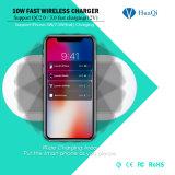 drahtlose bewegliche Aufladeeinheit 5With7.5W für iPhone 8/8 Plus/X