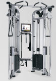 商業適性装置ケーブルの十字の練習機械