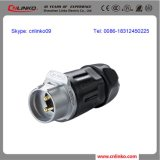 2pin Waterproof Connector 또는 Power Connector IP67