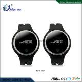 Muilt-Function Roundel Sport Bracelete Bracelete Bluetooth Pulseira inteligente