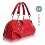 Modèles brillants d'or d'unité centrale des sacs d'épaule pour les accessoires des femmes