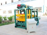 إسمنت جير خرسانة قالب قرميد يجعل آلة في تنزانيا