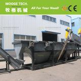 500 кг/ч жесткой PE PP утилизации жидкого моющего средства завод