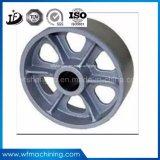 Маховик отливки утюга/металла магнита Qt450-10 Китая наружный для оборудования пригодности