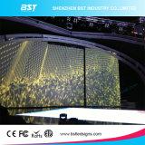 P4屋内フルカラーのビデオLED表示スクリーン(高い定義)