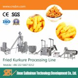 機械を作るKurkureの熱い販売のフルオートマチックのトウモロコシによって焼かれる軽食