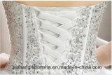 Form-Hochzeits-Kleid-reizvolles Qualitäts-Feder-Kleid