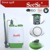 12L 배낭 또는 책가방 수동 손 압력 농업 스프레이어 (SX-LK926)