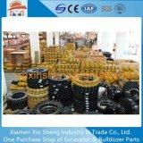 소형 굴착기 부속/기계 부속품을%s 중국 공급자 Takeuchi 하부 구조 궤도 롤러/밑바닥 롤러