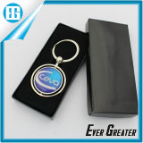 Epoxy personnalisé Die-Casting Album photo Metal Key Chain