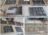 Garagem barata para pavimentação de granito pedra para o aterramento no exterior
