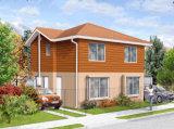조립식 가벼운 강철 구조물 분리되는 아파트 건물 (KXD-79)