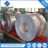 PE/PVDF bobines en aluminium à revêtement de couleur pour le système de gouttière