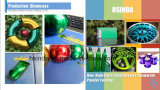 New High Gloss Green Candy Powder Coating Transparent