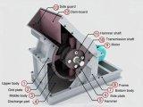 2018 Venta caliente pequeño molino de martillo de metal