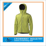 Waterproof Feature를 가진 전술상 Breathable Softshell Jacket