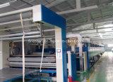 Textilfertigstellungs-Maschinerie-Wärme-Einstellung Stenter für alle Gewebe