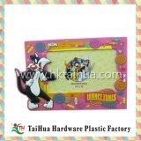 Hermoso marco de fotos de plástico PVC para regalo (TH-pf003)