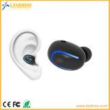 Mini sans fil dans l'oreille des écouteurs mono Bluetooth pour une seule oreille vrai son stéréo sans fil
