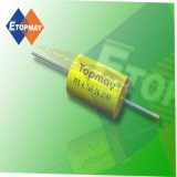Capacitor oval da película Cbb20 de Topmay 400V