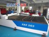 500With 1000W Edelstahl-Faser-Laser-Ausschnitt-Maschine für Küche-Waren/Höhenruder