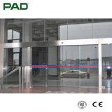 Schuifdeur van het Glas van de Sensor van de hoogste Kwaliteit de Automatische voor de Bouw Comercial