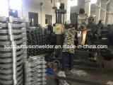 63mm, 75mm, 90mm, 110mm, 125mm, 140mm, 160mm, 180mm, 200mm, 225mm, 250mm, máquina hidráulica da solda por fusão da extremidade