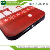 Presente promocional Banco de energia móvel móvel para o Natal