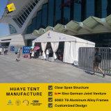 Windproof 102km/h Structure aluminium tente pour l'événement