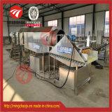 De parallelle Machine van Wahing van de Borstel voor de Machines van het Roestvrij staal van de Komkommer SUS304