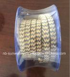 Graphit gesponnene Aramid Faser-Verpackung mit Graphit (SUNWELL P303)