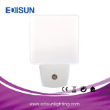 Auto LED integral del sensor de luz de noche con RU