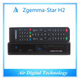 Estrela original H2 de Zgemma do T2 do decodificador DVB S DVB da tevê de Satellite&Terrestrial