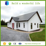 Niedrige Kosten-vorfabriziertes intelligentes Fertigluxuxhaus Solar
