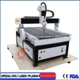 9015 de reclame van CNC die Scherpe Machine met VacuümLijst graveren