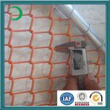Barrera galvanizada del control de muchedumbre con el acoplamiento del acoplamiento de cadena