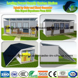 Sistema de Energia híbrido usando o painel solar e energia do gerador a diesel