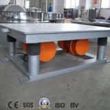Mesa vibratória da indústria de manuseio de materiais a granel