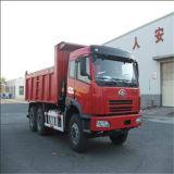 FAW 6X4 Kipper-Lastkraftwagen mit Kippvorrichtung für Afrika-Markt