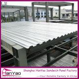 Plataforma de piso de aço de alta qualidade para estrutura de aço Casa