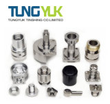 Pezzi meccanici di giro di CNC da Aluminum e da acciaio inossidabile