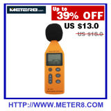 USB PC Interface를 가진 SL814 Digital Sound Noise Meter