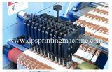 Máquina de corte ultra-sônica tecida das etiquetas