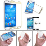 Het volledige Kleur Aangemaakte Scherm van de Beschermer van het Glas voor Samsung S4 I9500