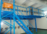 Shelving high-density архива офиса передвижной