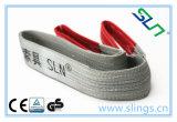 2017 de Slinger van de Singelband van de Polyester van de Kwaliteit met Ce- Certificaat