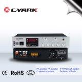 C - Sistema de Public Address Yark amplificador misturador com Bluetooth