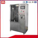 Le protocole IPX3 & X4 Machine de test de la pluie Étanche chambre de test