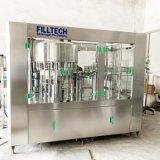 プラスチックびんのためのフルオートマチック水詰物そしてシーリング機械